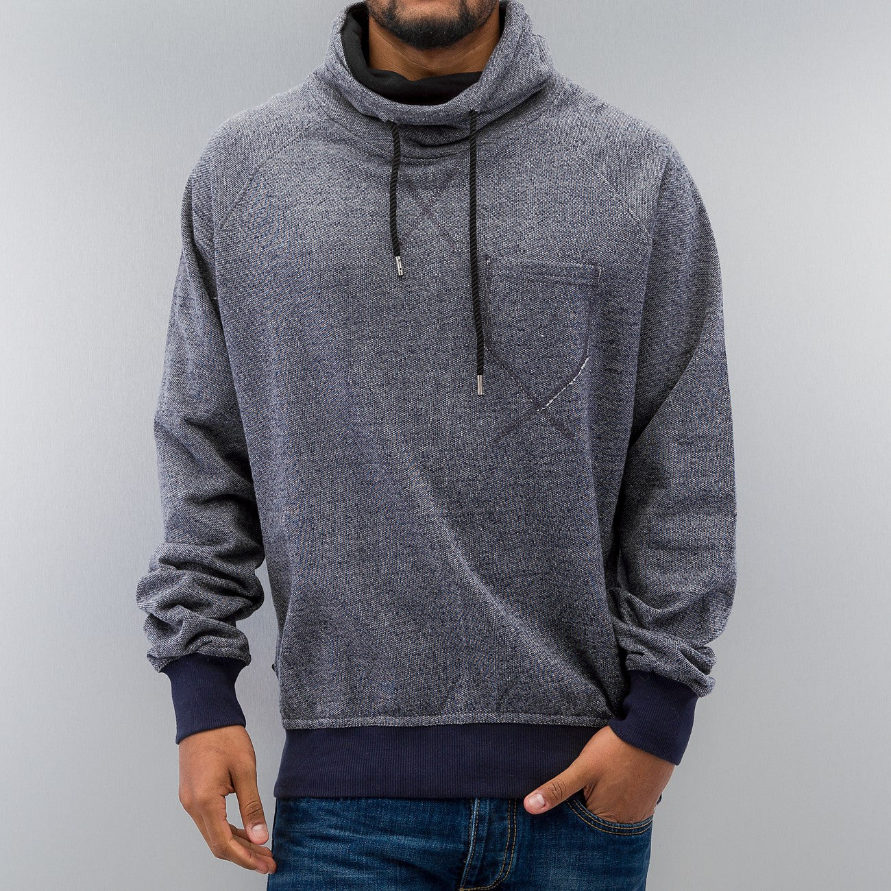 Just Rhyse Slom Hoody  Navy