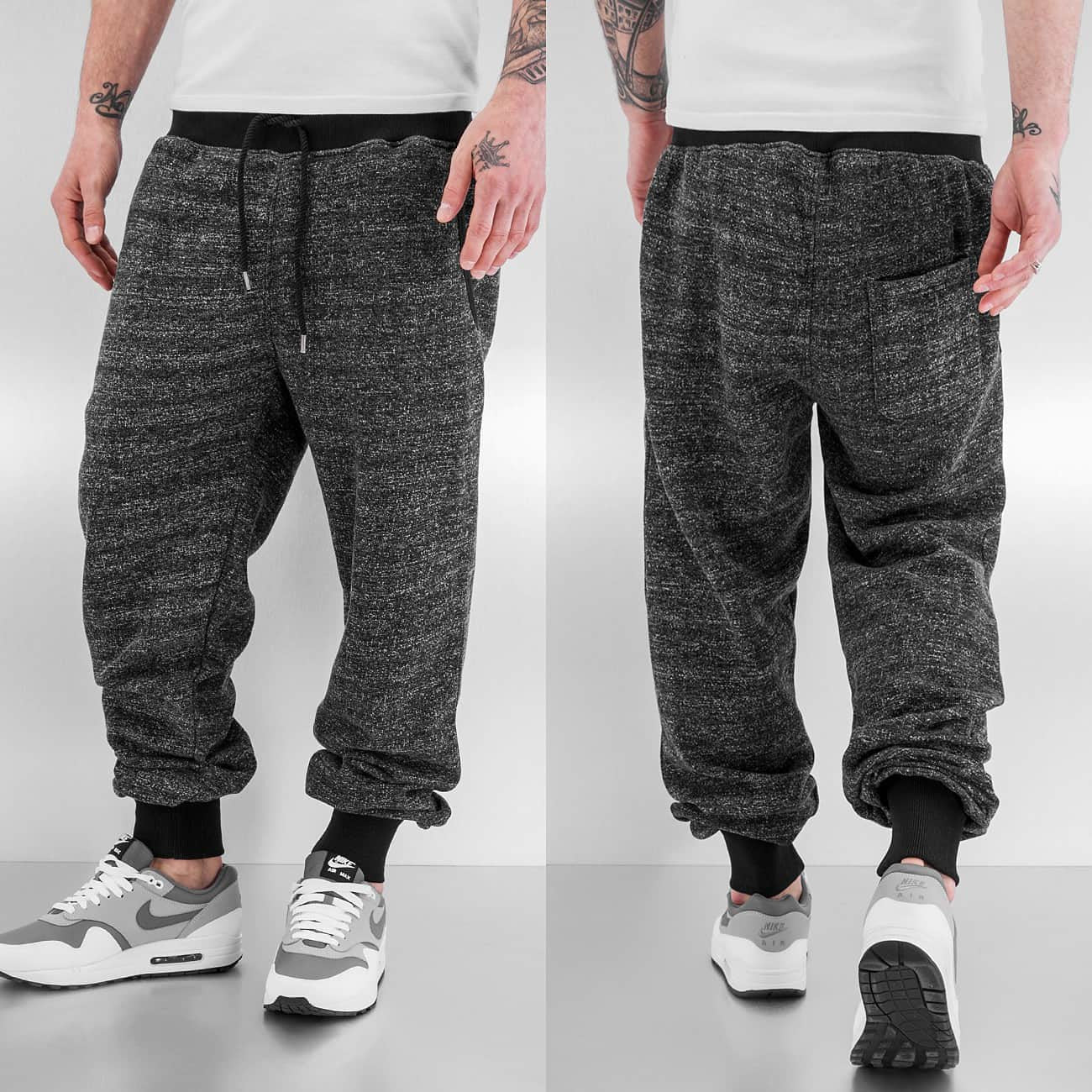 Just Rhyse Beat II Sweat Pants  Grey