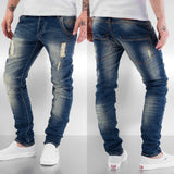Just Rhyse Berlin Skinny Jeans  Blue