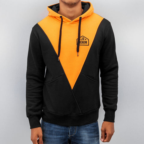 Just Rhyse Triangle Hoody  Orange