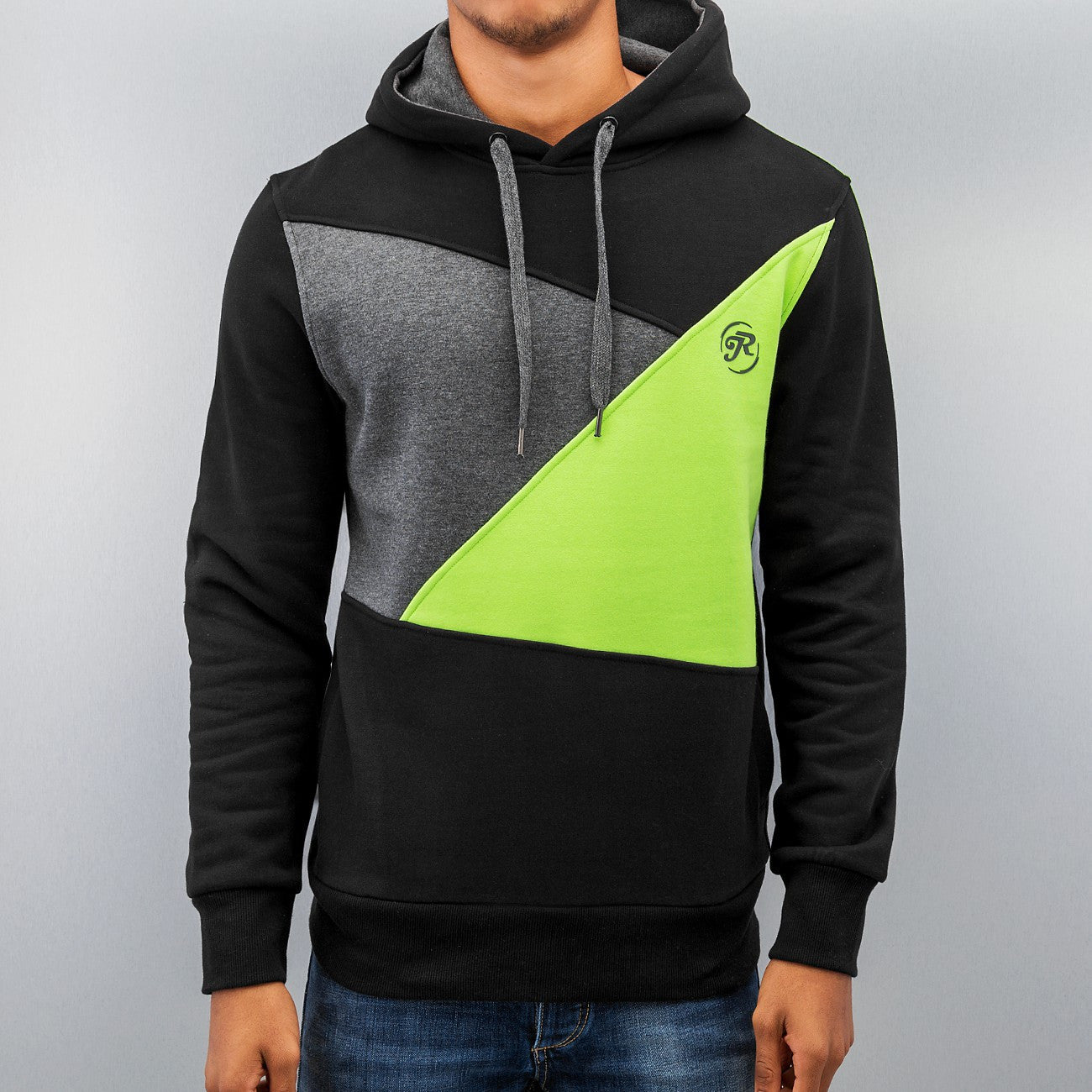 Just Rhyse Shock Hoody  Green