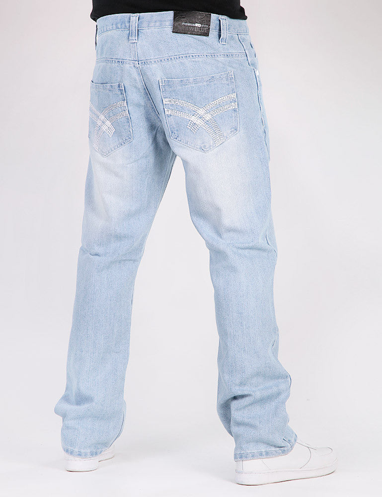 Light Curve Jeans EJ-9002 Blue