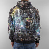 Just Rhyse Hyper Nerd Hoody  Multi
