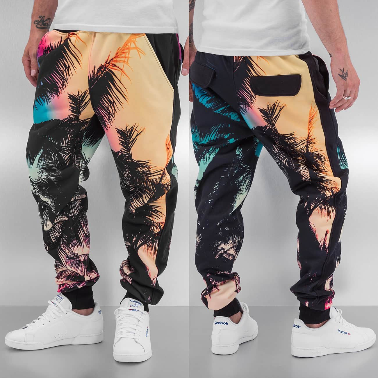 Just Rhyse Sweat Pants  Multi