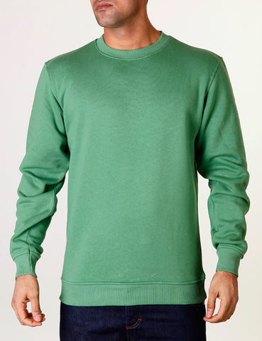 Basic Crewneck RBB-3050 Green