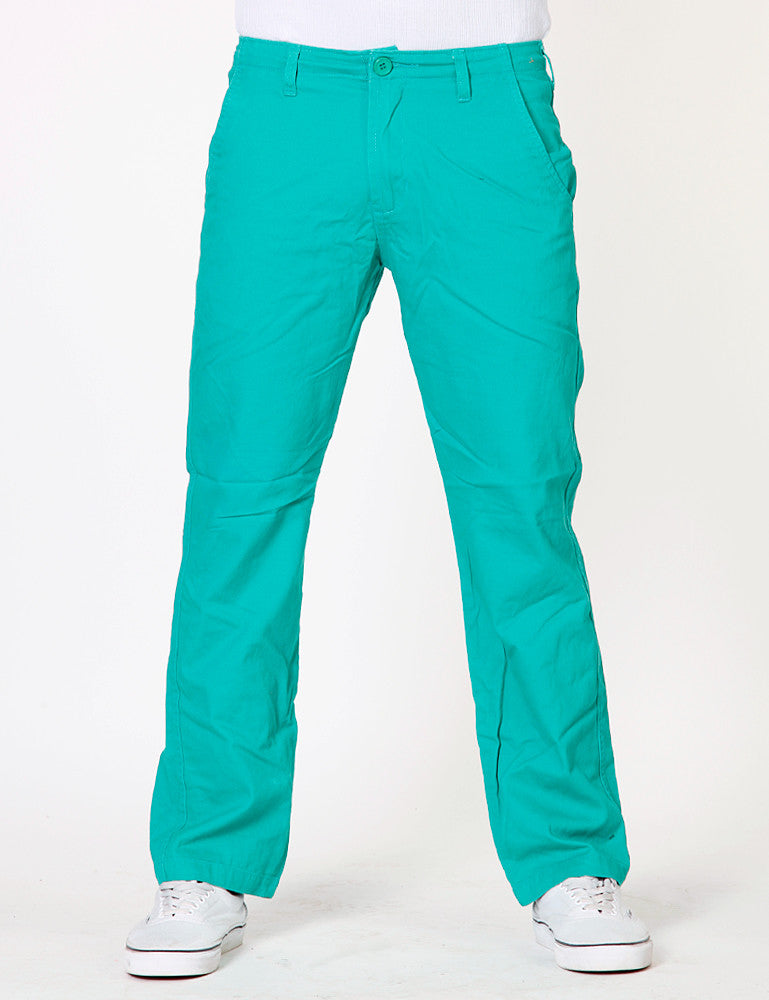 Chino Pants J-9201 Green