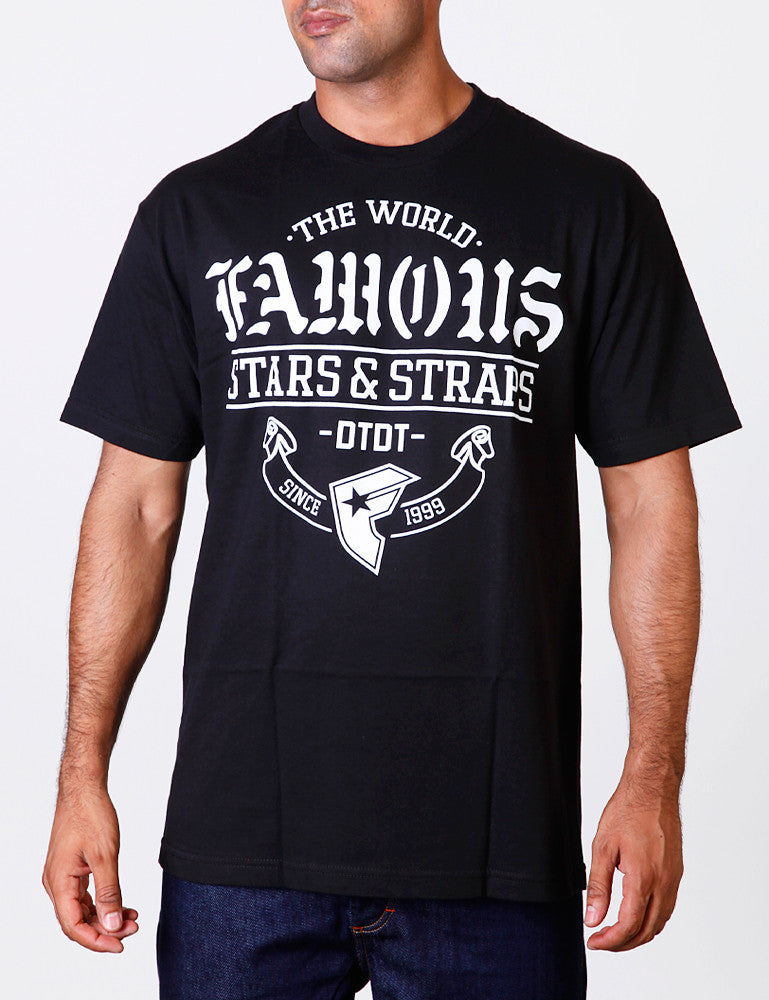 World Weight Men´s T-Shirt Black
