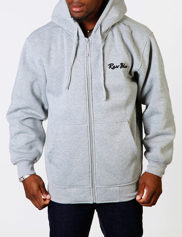 Signature Zip Hoody EF-4572 Grey