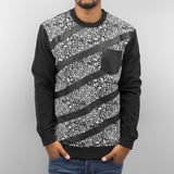 Dangerous DNGRS Sweater Black Black