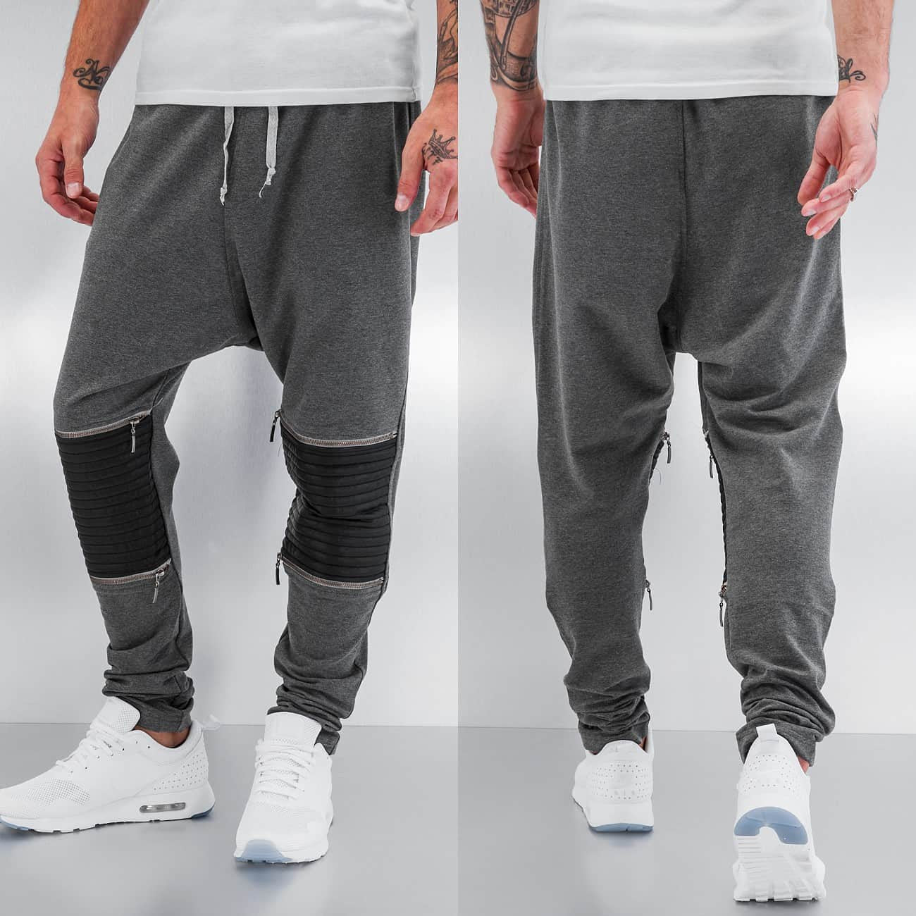 Bangastic StrongBang Sweat Pants  Grey