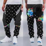 Just Rhyse Confuse Sweat Pants  Black