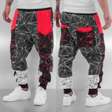 Just Rhyse Network Sweat Pants  Black