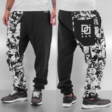Dangerous DNGRS Movie Sweat Pants  Black