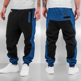 Dangerous DNGRS Denim Sweat Pants  Black