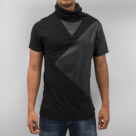 Bangastic Turtleneck T-Shirt  Black