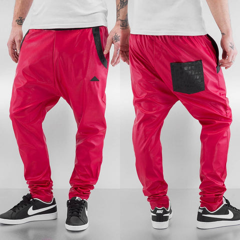 Bangastic Peking Sweat Pants  Red