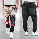Bangastic Geisha Sweat Pants  Black