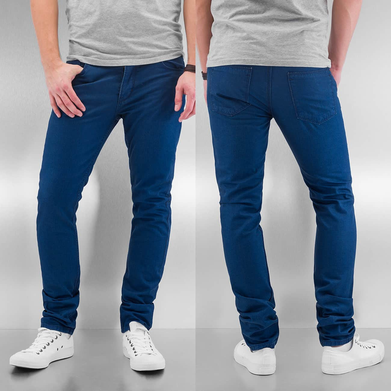 Cazzy Clang Tone  II Slim Fit Jeans  Blue