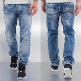 Cazzy Clang Drop Jeans  Blue