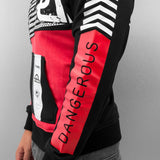 Dangerous DNGRS Race City Hoody Black Black