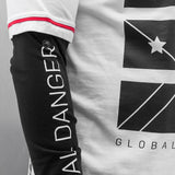 Dangerous DNGRS Global Danger Longsleeve  White