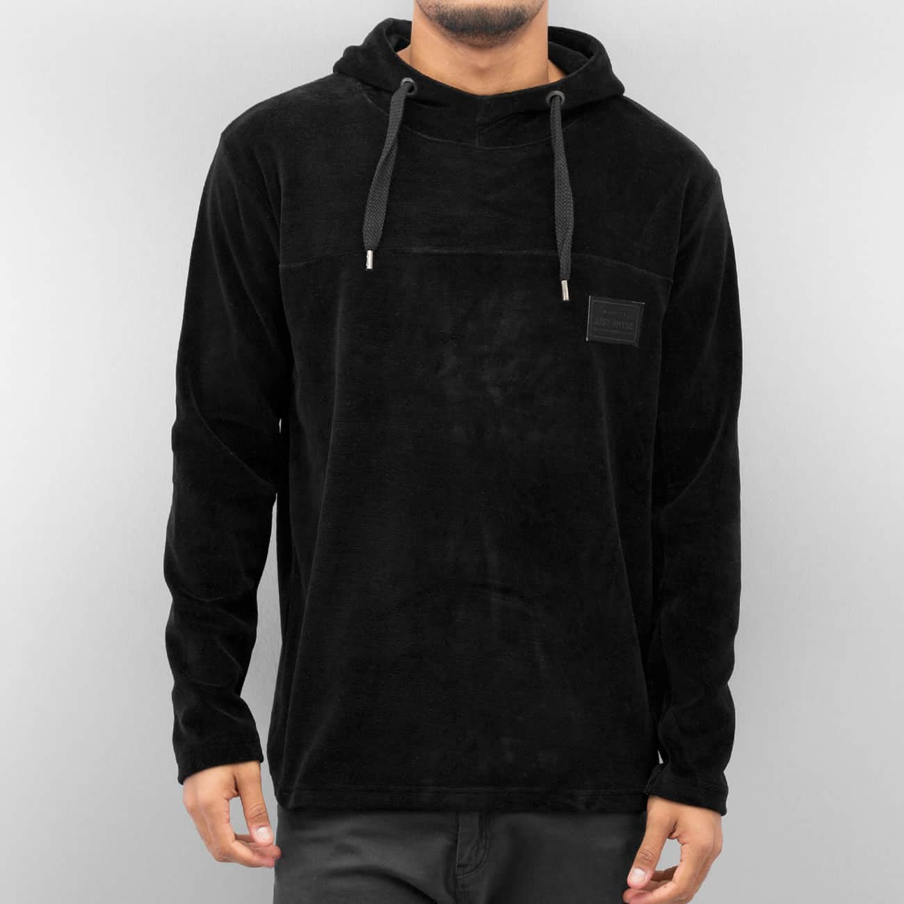 Just Rhyse Juan Longsleeve  Black
