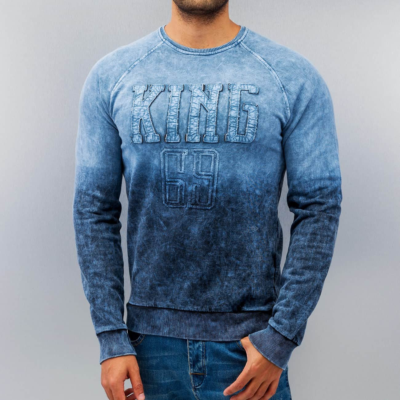 Just Rhyse King Sweatshirt  Turquoise