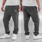 Just Rhyse Arrow Sweat Pants  Grey