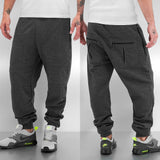 Just Rhyse Lenny Sweat Pants  Black