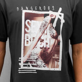 Dangerous DNGRS Anthony T-Shirt  Black
