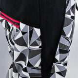 Just Rhyse Triangle Sweat Pants  Black