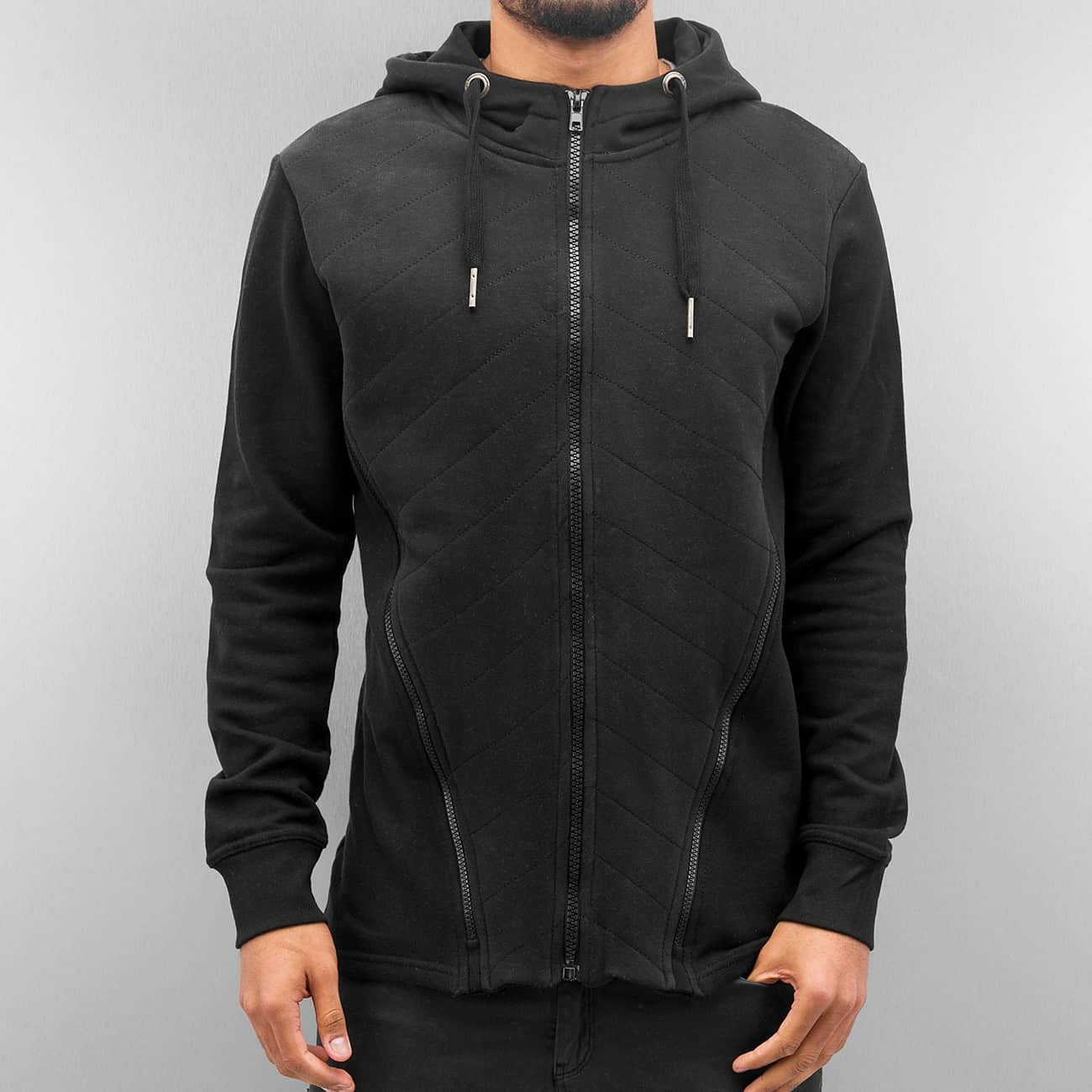 Bangastic Jim Zip Hoody  Black