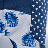 Just Rhyse Palms Sweat Pants  Navy