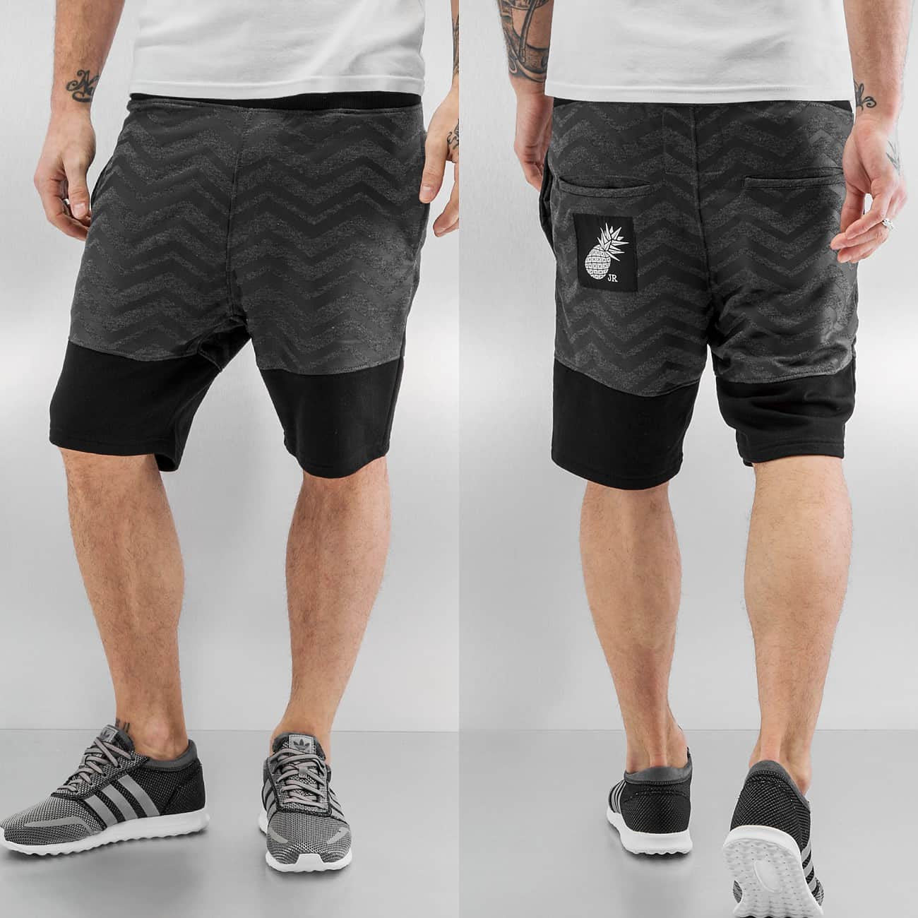 Just Rhyse Zick Shorts  Black