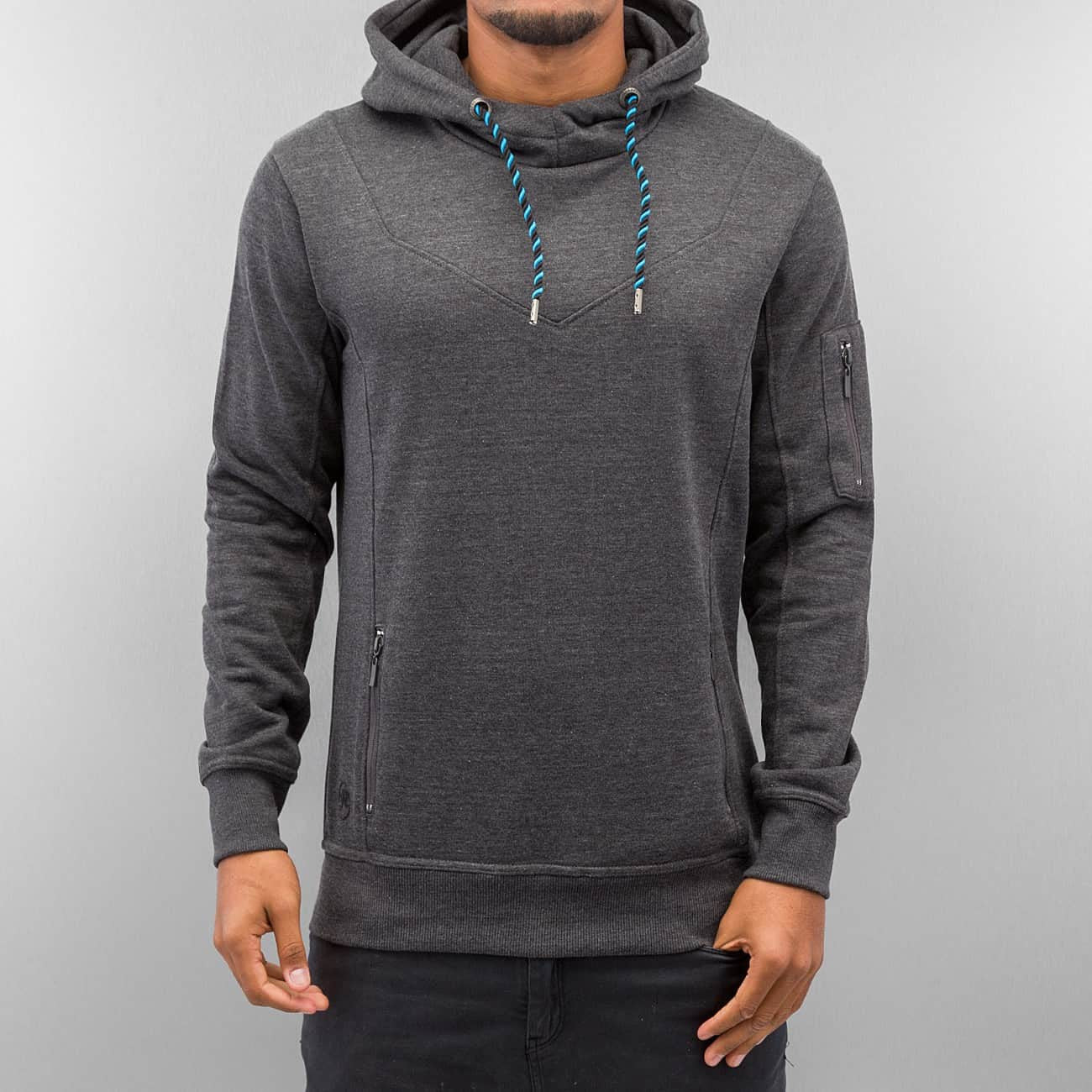Just Rhyse World Hoody  Grey