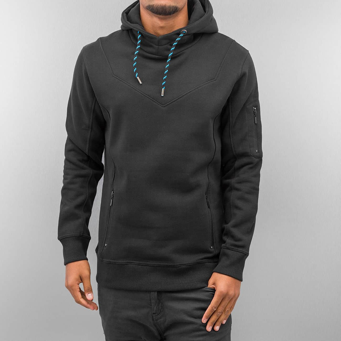 Just Rhyse World Hoody  Black