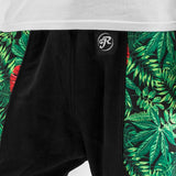 Just Rhyse Jungle Sweat Pants  Black
