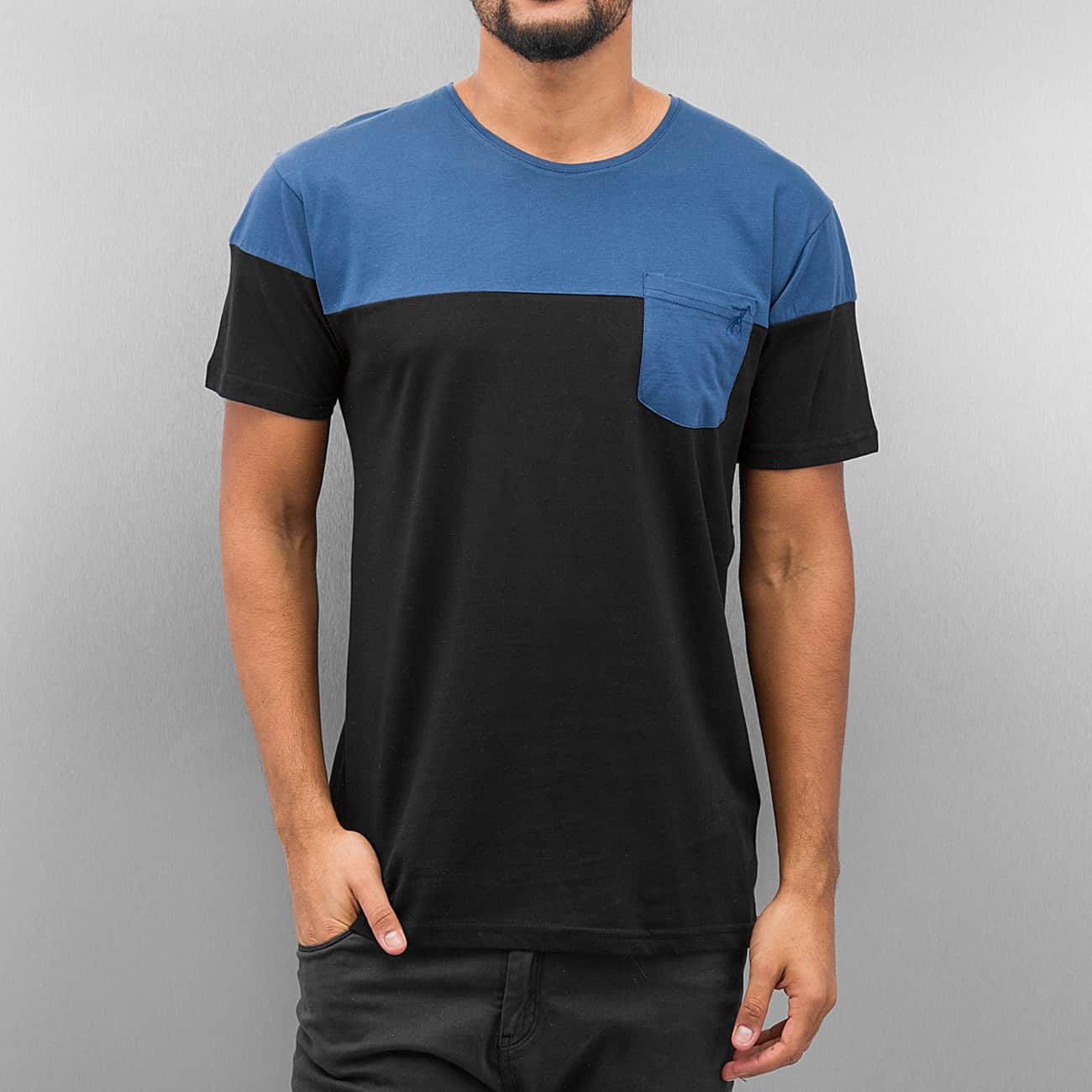 Cazzy Clang Breast Pocket T-Shirt  Black