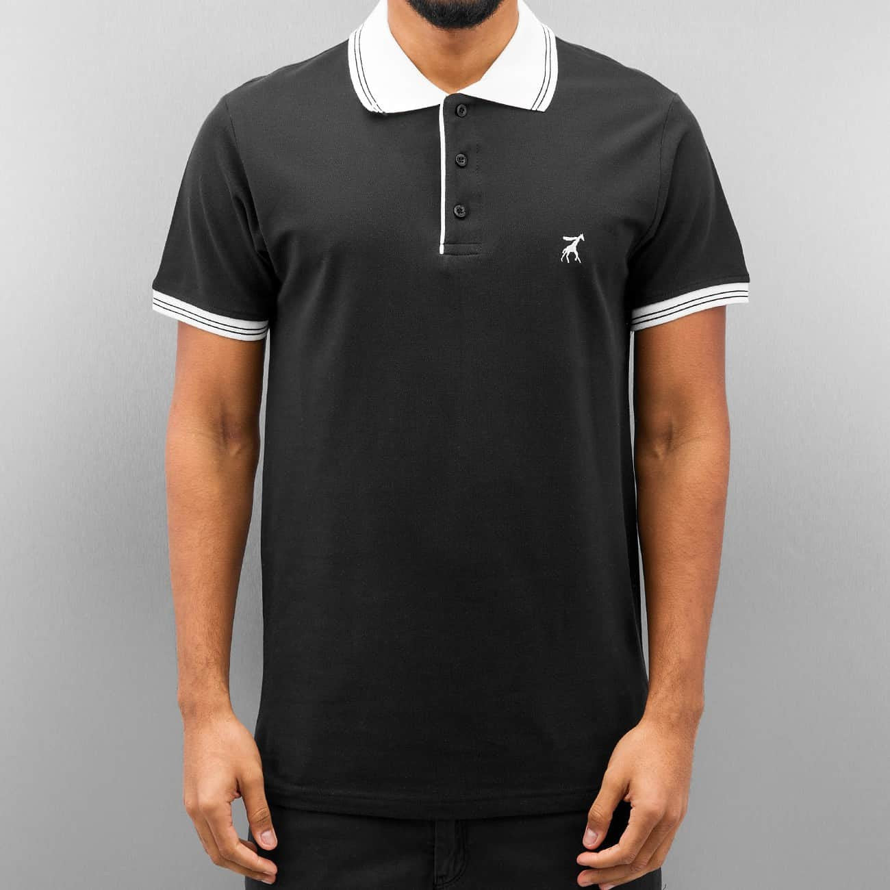 Cazzy Clang Damp Polo Shirt  Black