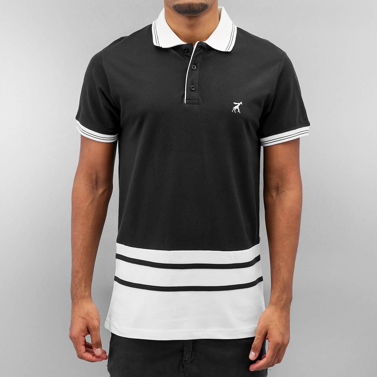 Cazzy Clang Colin Polo Shirt  Black