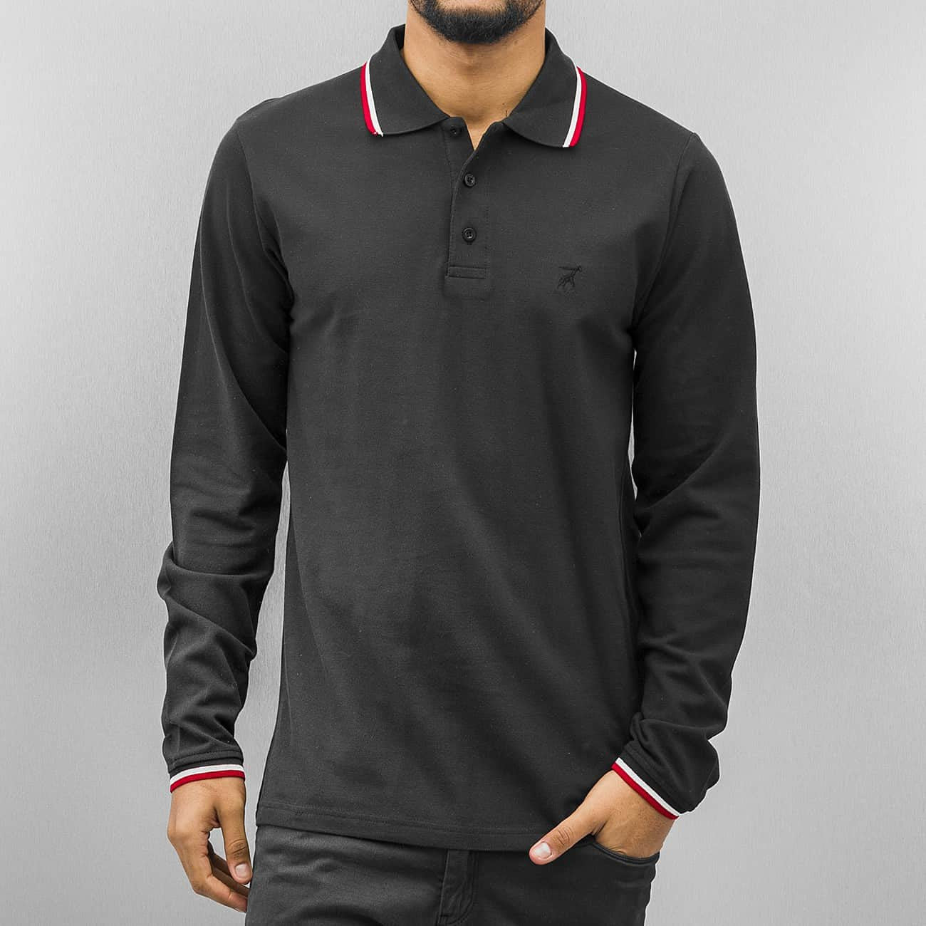 Cazzy Clang Linz Polo Shirt  Black