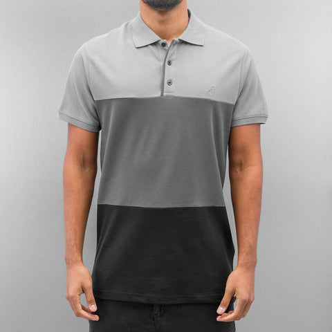 Cazzy Clang Garwin Polo Shirt  Grey