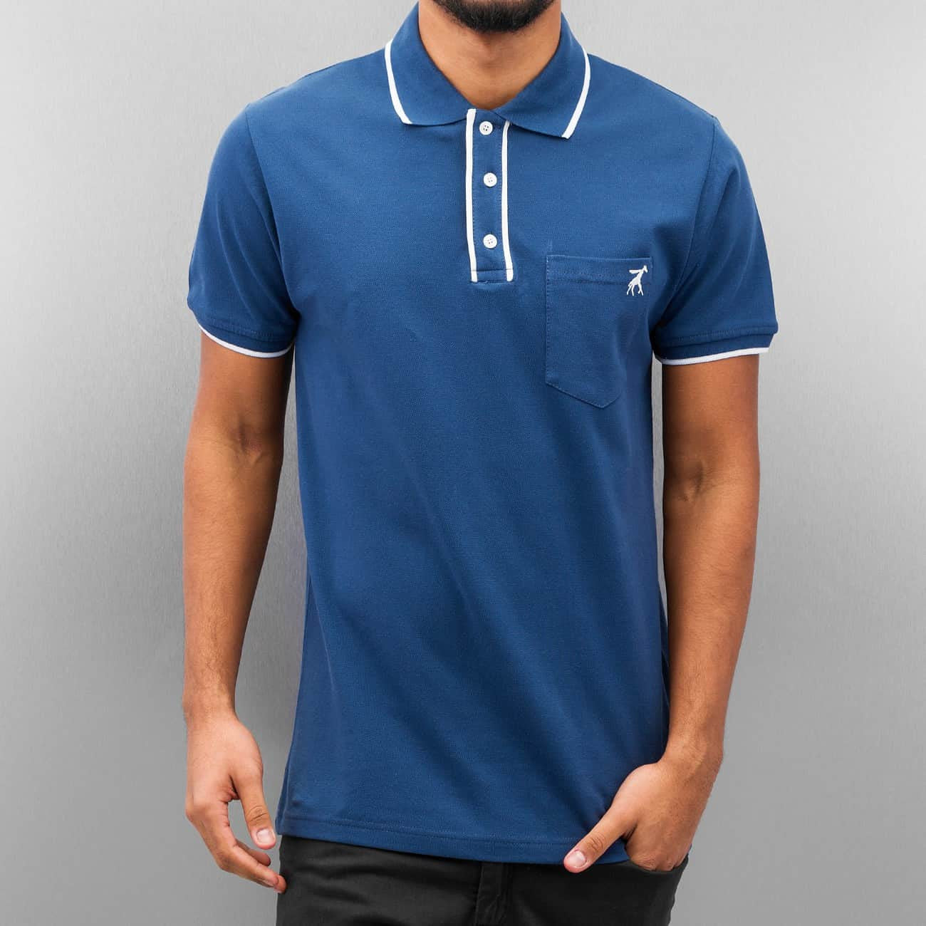 Cazzy Clang Damp II Polo Shirt  Blue