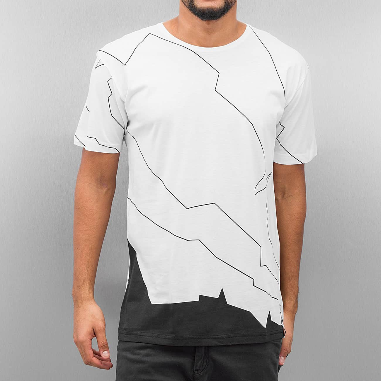 Cazzy Clang Flash T-Shirt  White