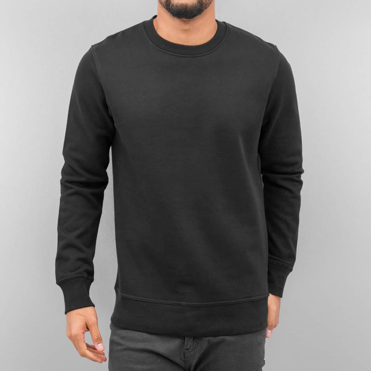 Cyprime Basic Sweatshirt  Black