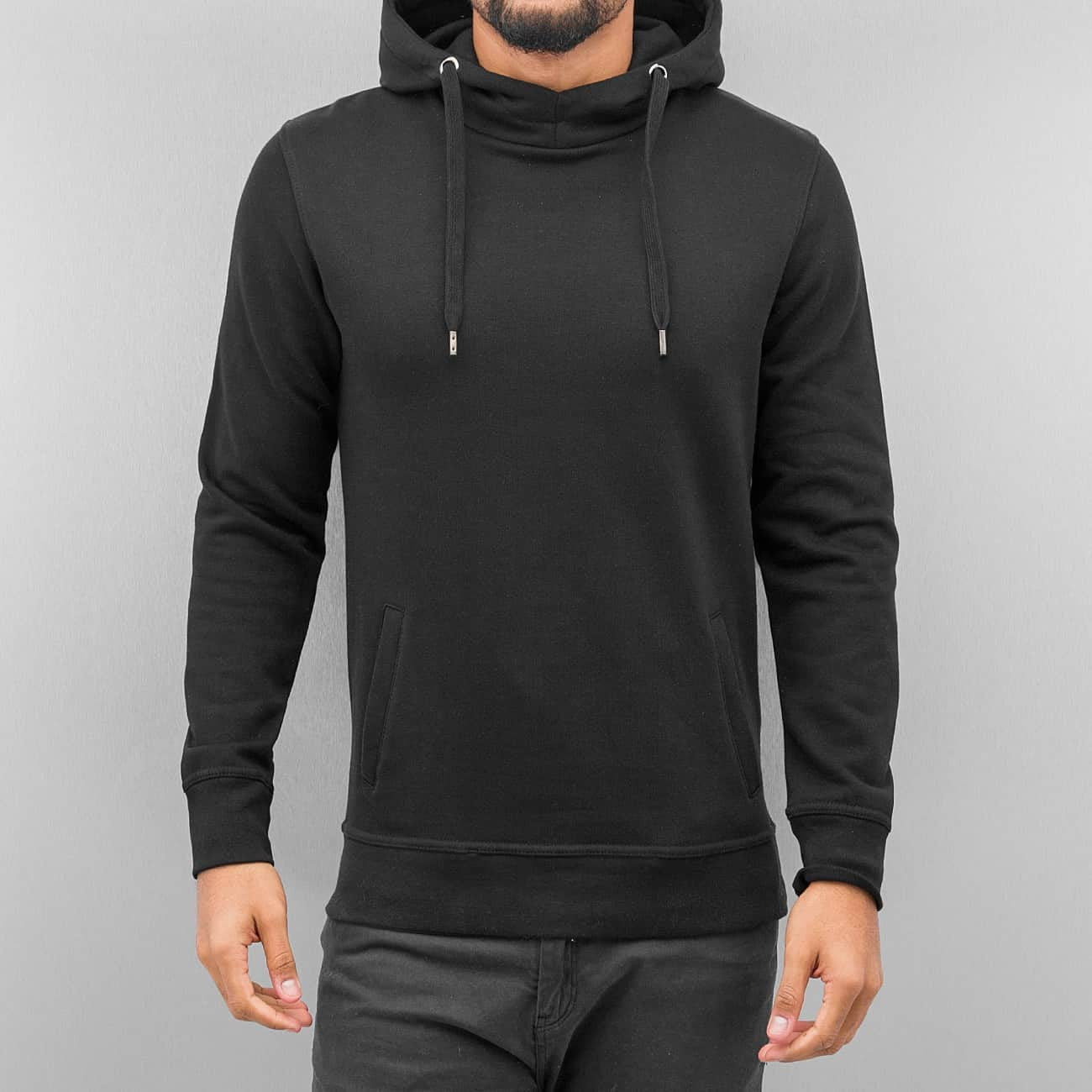 Cyprime Basic Hoody  Black