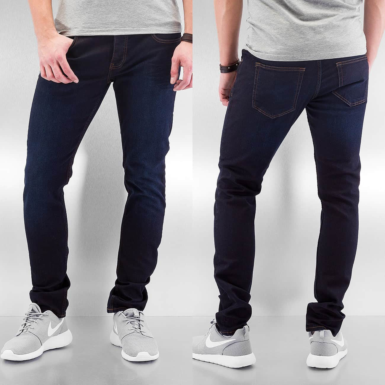 Cyprime Marold Slim Fit Jeans  Blue