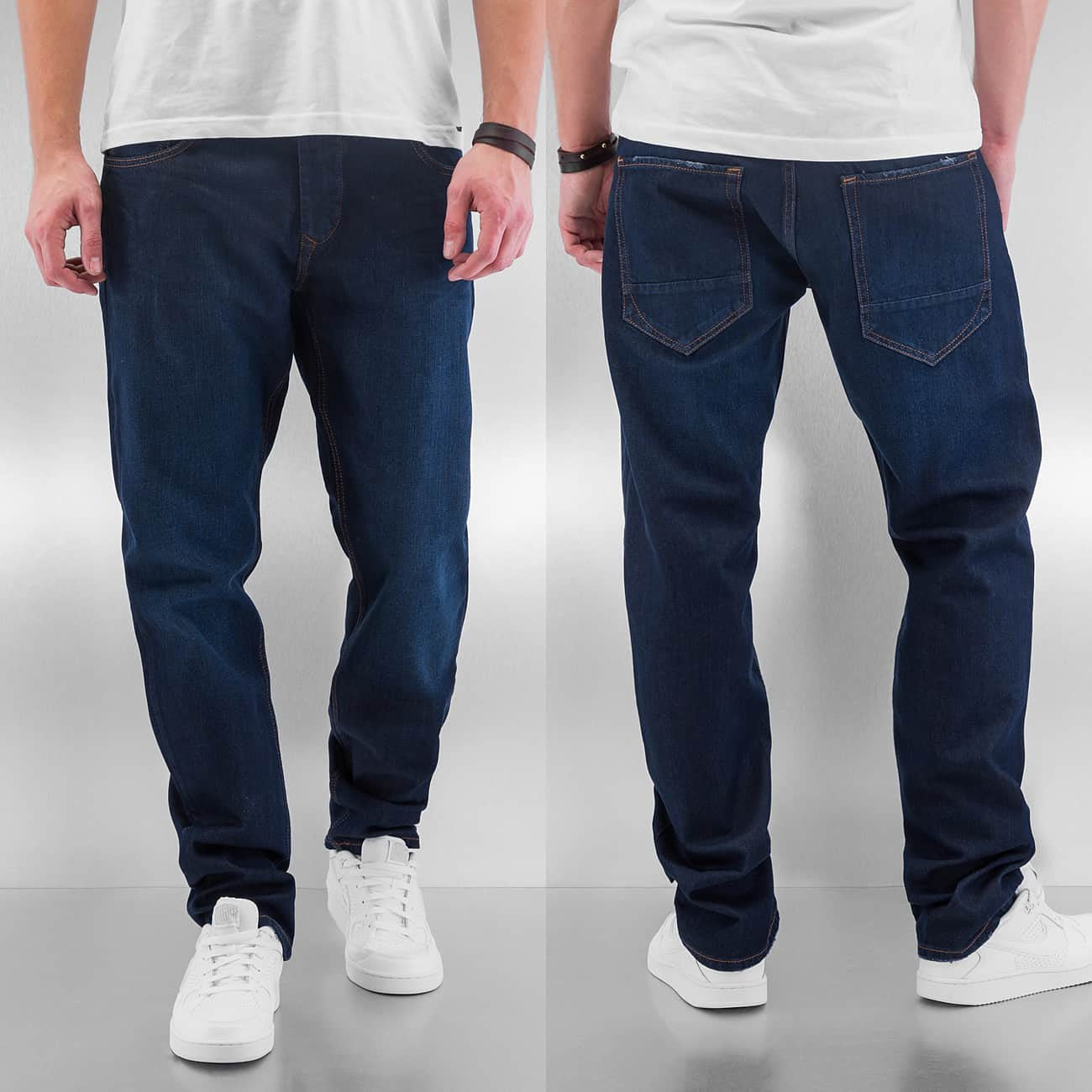 Cyprime Joona Straight Fit Jeans  Blue