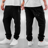 Who Shot Ya? Sweat Pants Black Black