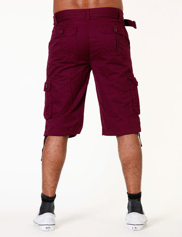 J-8013 Popland Short Brown